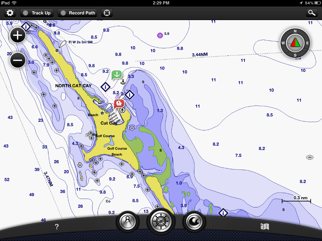 Garmin BlueChart Mobile