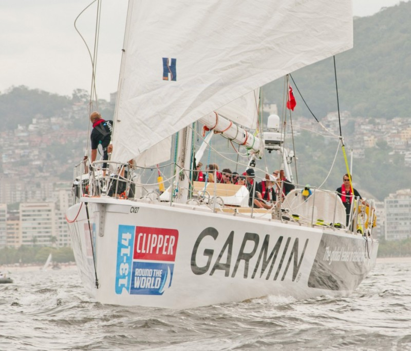Team Garmin Clipper Round the World